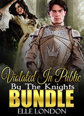 Violated In Public By The Knights: Bundle