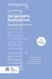 Het geriatrie formularium - Een praktische leid...