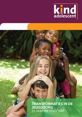 Transformaties in de jeugdzorg - 35 jaar wetens...