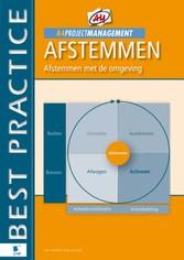 A4-Projectmanagement – Afstemmen