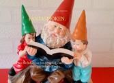 Fantasiboken. - I den här boken har fem fantastiska barn skrivit sina egna fabler och sagor.