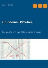 Grunderna i RPG-free - För gamla och nya PRG-pr...