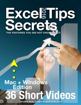Excel 2016 Tips - Secrets - The features you di...