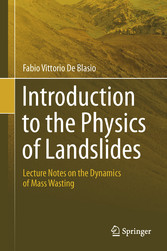 Introduction to the Physics of Landslides
