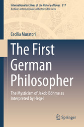 The First German Philosopher - The Mysticism of...