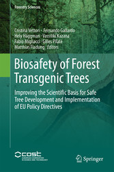 Biosafety of Forest Transgenic Trees - Improving the Scientific Basis for Safe Tree Development and Implementation of EU Policy Directives