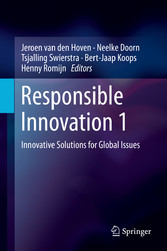 Responsible Innovation 1 - Innovative Solutions...