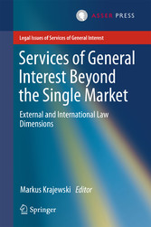 Services of General Interest Beyond the Single ...