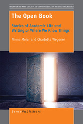 The Open Book - Stories of Academic Life and Wr...