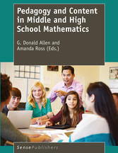 Pedagogy and Content in Middle and High School ...