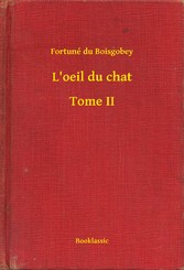 Loeil du chat - Tome II