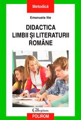 Didactica limbii ?i literaturii române