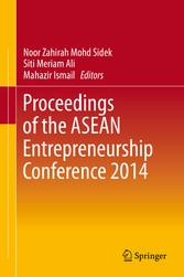 Proceedings of the ASEAN Entrepreneurship Confe...