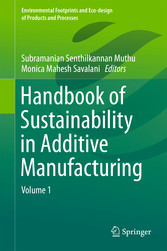 Handbook of Sustainability in Additive Manufact...