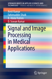 Signal and Image Processing in Medical Applicat...