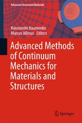 Advanced Methods of Continuum Mechanics for Mat...