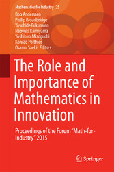 The Role and Importance of Mathematics in Innov...