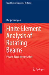 Finite Element Analysis of Rotating Beams - Phy...