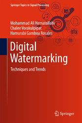 Digital Watermarking - Techniques and Trends