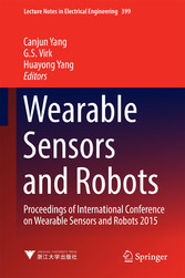 Wearable Sensors and Robots - Proceedings of In...