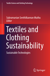 Textiles and Clothing Sustainability - Sustaina...