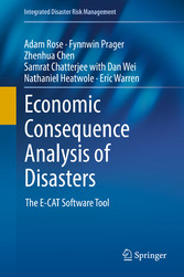 Economic Consequence Analysis of Disasters - Th...