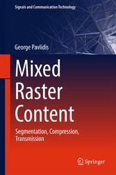 Mixed Raster Content - Segmentation, Compressio...