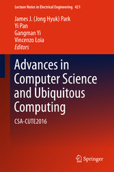 Advances in Computer Science and Ubiquitous Com...
