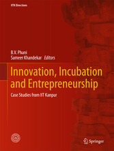 Innovation, Incubation and Entrepreneurship - C...