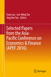 Selected Papers from the Asia-Pacific Conferenc...