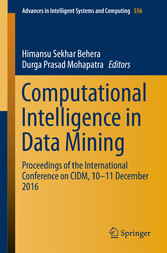 Computational Intelligence in Data Mining - Pro...
