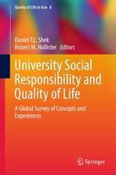 University Social Responsibility and Quality of...