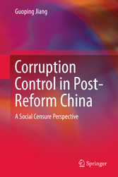 Corruption Control in Post-Reform China - A Soc...