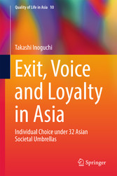 Exit, Voice and Loyalty in Asia - Individual Ch...