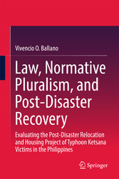 Law, Normative Pluralism, and Post-Disaster Rec...