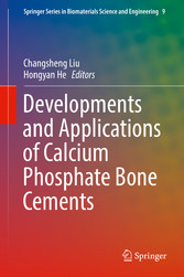 Developments and Applications of Calcium Phosph...