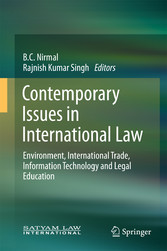 Contemporary Issues in International Law - Envi...