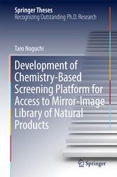 Development of Chemistry-Based Screening Platfo...