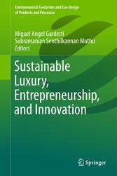 Sustainable Luxury, Entrepreneurship, and Innov...