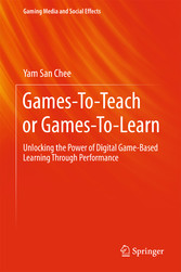 Games-To-Teach or Games-To-Learn - Unlocking th...