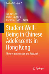 Student Well-Being in Chinese Adolescents in Ho...
