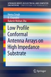 Low Profile Conformal Antenna Arrays on High Im...