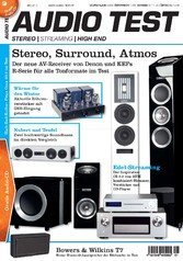 AUDIO TEST 01/2015 - Stereo, Sound, Atmos