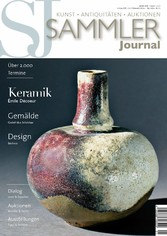Sammler Journal 01/2016 - Keramik