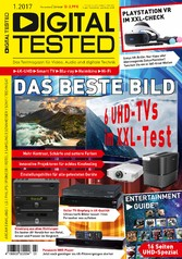 DIGITAL TESTED 01/2017 - Das beste Bild