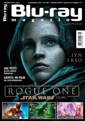 Blu-ray magazin 01/2017 - Rogue One - A Star Wa...