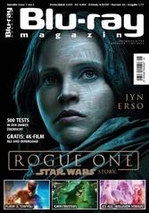 Blu-ray magazin 01/2017 - Rogue One - A Star Wa...