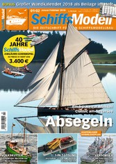 SchiffsModell 01-02/2018 - Absegeln am Degersee