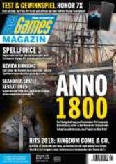 PC Games Magazin 01/2018 - Anno 1800