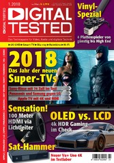 DIGITAL TESTED 01/2018 - 2018 - Das Jahr der ne...